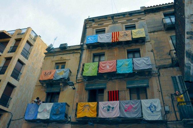 What is a Diada Castellera?
