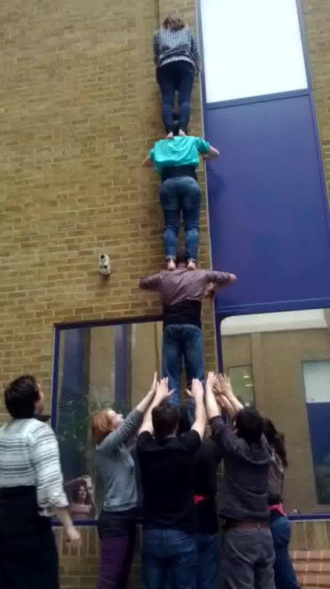 Photo: London School of Castells